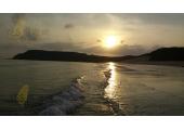 澎湖景點-蒔裡沙灘...